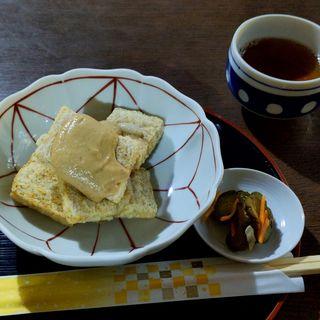 米粉くるみ餅(不動茶屋 (ふどうちゃや))