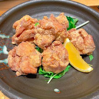 蕎麦屋の唐揚げ(酒彩蕎麦 初代)