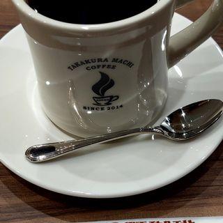 高倉町たっぷりブレンドコーヒー(高倉町珈琲 仙台新港店)