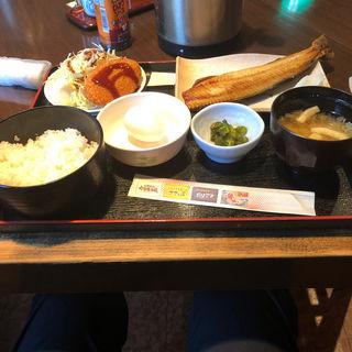 焼き魚定食(包丁や 品川駅前4F店 )