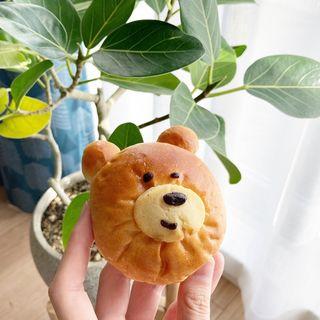 くまパン(わだぱん)