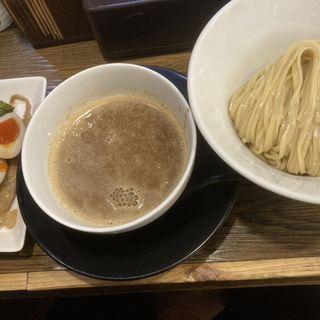 濃厚猪骨魚介醤油つけ麺(金彩〜KinIro〜)