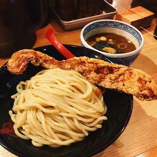 とんからつけ麺(三田製麺所 虎ノ門店)