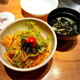 ビビン麺(翠苑かえん坊 (【旧店名:花炎坊】))
