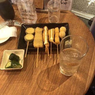 チョイチョイセット(日向食堂 品川店 (ヒュウガショクドウ))