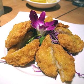 トードマンクン(海老すり身揚げ) (タイ田舎料理 クンヤー )