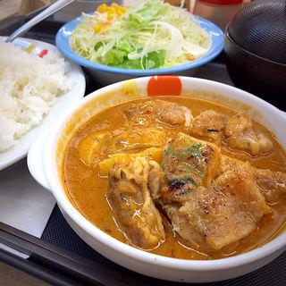 マッサマンカレー生野菜セット(松屋 仙台中央店 )