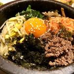 石焼ビビンバ(チゲ料理&韓国鉄板 HIRAKU)