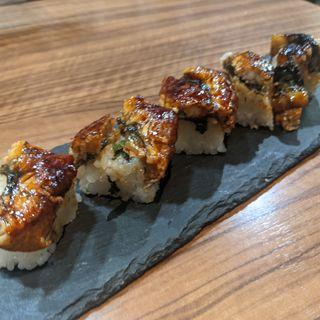 うなぎの棒寿司