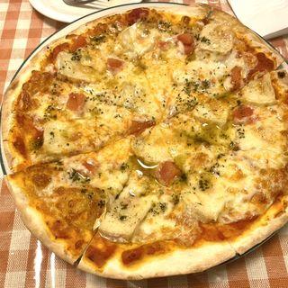 モッツァレラピザ