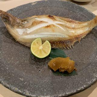 笹かれい焼(阪川 (さかがわ))