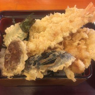 塩天丼(浅草橋満留賀 )