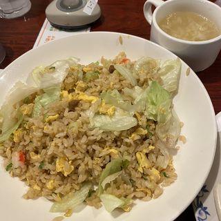レタスチャーハン(バーミヤン 伊丹鴻池店 )