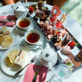 St.Berry Chocolate+(リーガロイヤルホテル メインラウンジ )