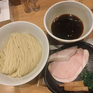 醤油つけ麺(麺屋鈴春)