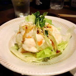ポテトサラダ(霧島地鶏 きばいやんせ (きりしまじどり きばいやんせ))