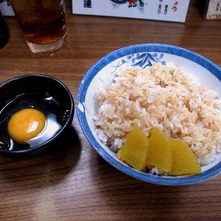 卵かけご飯(うな達 )
