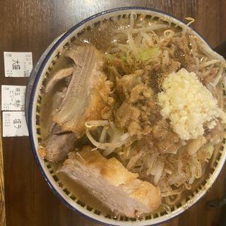 塩ラーメン (ラーメン☆ビリー 泉学院前店)
