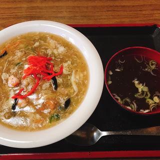 あんかけチャーハン(キラク食堂 )