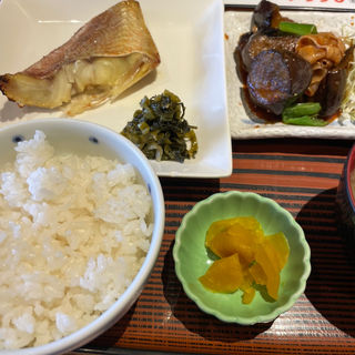 日替わり定食(しんばし初藤 (はつふじ))