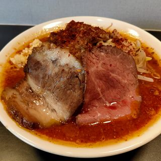 レッドバッファ郎(麺牛 ひろせ)