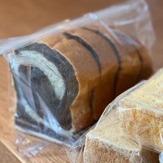 チョコマーブルプチ食パン