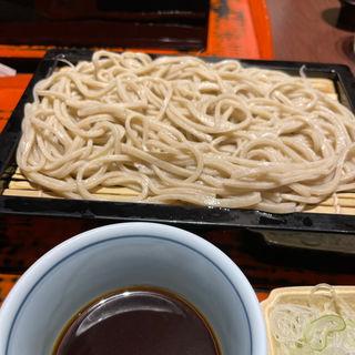 もり蕎麦(神楽坂九頭龍蕎麦 msb Tamachi)