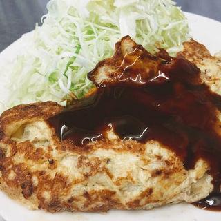 肉オムレツライス(禄明軒 (ロクメイケン))