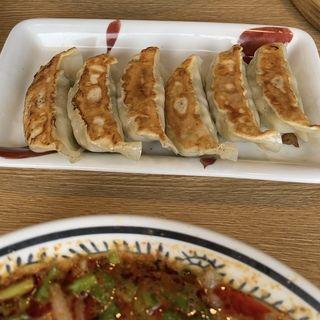 餃子(にんにく入)(丸源ラーメン 北習志野店 )