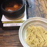 味噌トマトつけ麺