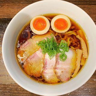 特製中華そば(醤油)(櫻井中華そば店)