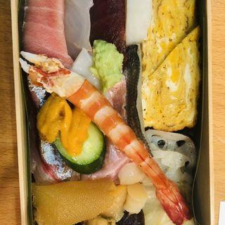 ちらし寿司(鮨ふぐ 多助 )