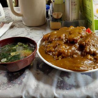 カツカレー(みたか食堂 )