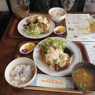 チキン南蛮定食ミックス(タカチホキッチン)