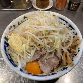 油そば(らーめん大 下高井戸店)