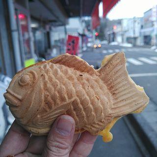 たい焼き チョコダブル(栗駒屋)