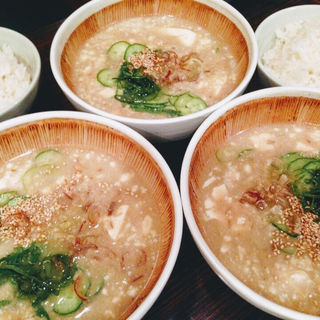 冷や汁(九州料理 マルキュウ )
