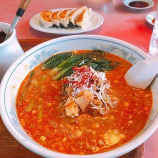 担々麺(廬山)
