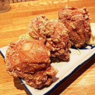 鶏のから揚げ(大鶴見食堂)