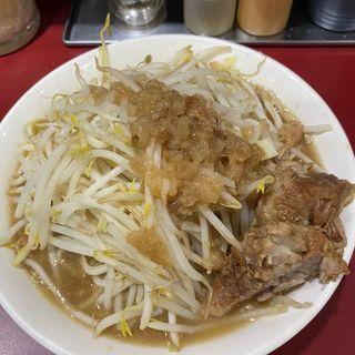 中ラーメン(立川マシマシ 国分寺店)