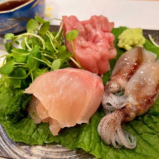 刺身(日本料理 秀たか)