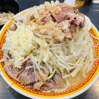 ラーメン(豚・半玉子)(えどもんど)