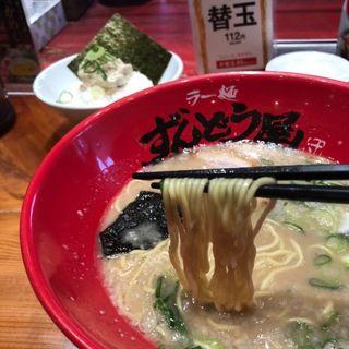 Aランチ(ラー麺 ずんどう屋 藤井寺店)
