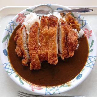 ジャンボチキンカツカレー(ローズ キッチン (Rose kitchen))