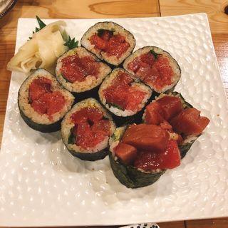本マグロ太巻き寿司