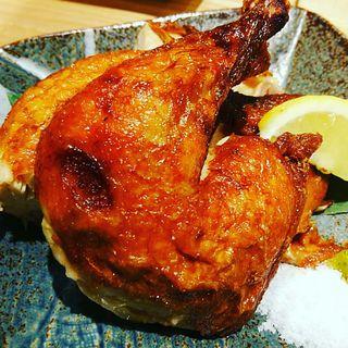 ひな鶏生柚子コショー