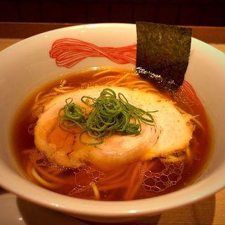 醤油ラーメン(NIPPON RAMEN 凛 RIN TOKYO)