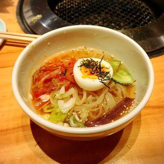 冷麺(翠苑かえん坊 (【旧店名:花炎坊】))