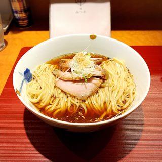生姜そば(麺 みつヰ)