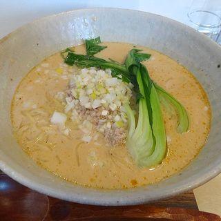 京風坦坦麺(担担麺専門店 千華)
